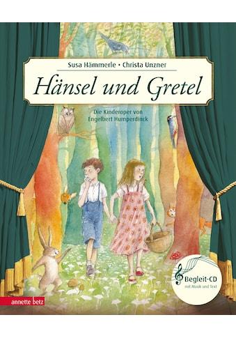 Buch »Hänsel und Gretel / Susa Hämmerle, Christa Unzner« kaufen