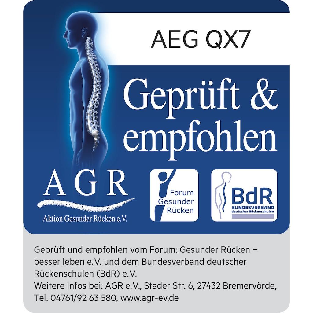 AEG Akku-Hand-und Stielstaubsauger »QX7-1-ULTAL«