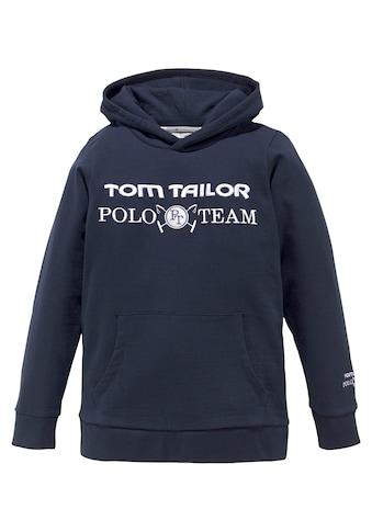 TOM TAILOR Polo Team Kapuzensweatshirt kaufen