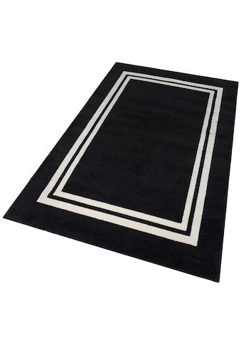Guido Maria Kretschmer Home&Living Teppich »Adina«, rechteckig, 13 mm Höhe, Elegante Doppelbordüre, Wohnzimmer kaufen