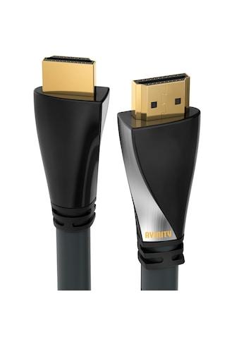 AVINITY High Speed HDMI - Kabel, Ethernet, 1m »vergoldet« kaufen