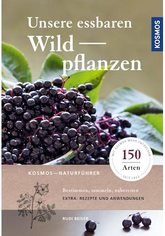 Buch »Unsere essbaren Wildpflanzen / Rudi Beiser« kaufen