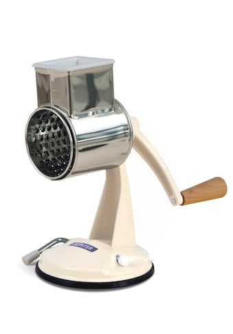 Jupiter Küchenmaschinen Zerkleinerer »Jupiter Hand-Reibe, Fein- Kronenhiebtrommel« kaufen