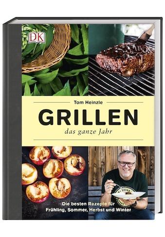 Buch »Grillen - das ganze Jahr / Tom Heinzle« kaufen
