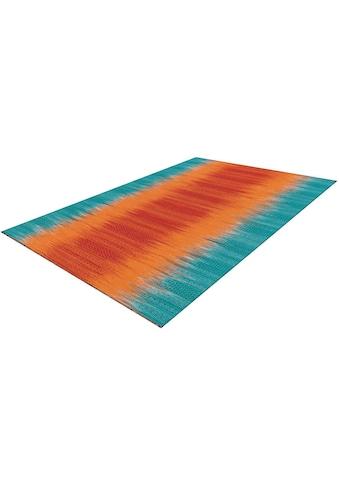 Arte Espina Teppich »Sunset 8070«, rechteckig, 6 mm Höhe, reine Wolle mit Baumwollanteil, Wohnzimmer kaufen