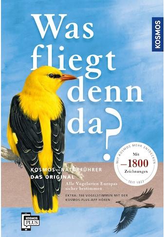 Buch »Was fliegt denn da? Das Original / Peter H. Barthel, Paschalis Dougalis« kaufen