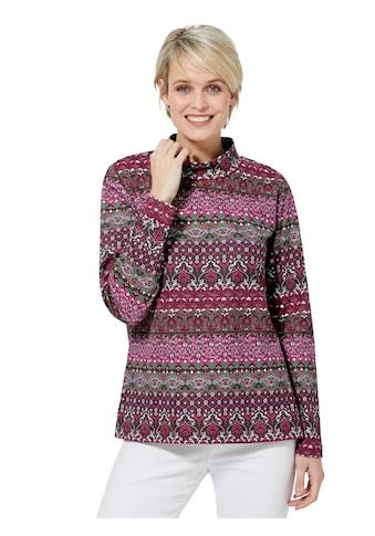 Classic Basics Shirt im Streifen - Design kaufen