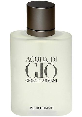 Giorgio Armani Eau de Toilette »Acqua di Gio« kaufen