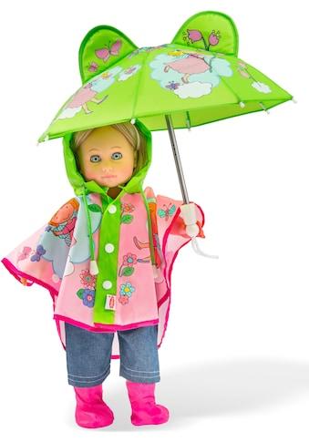 Heless Puppenkleidung »Regen-Set, Gr. 28-35 cm«, (Set) kaufen