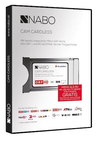 NABO CI+-Modul »Cardfree CL Plus« kaufen