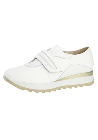 Sneaker mit trendiger weißer Sohle kaufen