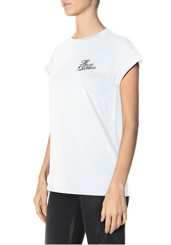 Replay T-Shirt, mit kleinem Schriftzug im Brustbereich kaufen