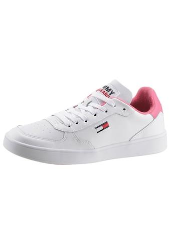 TOMMY JEANS Sneaker »WMNS TOMMY JEANS CUPSOLE« kaufen