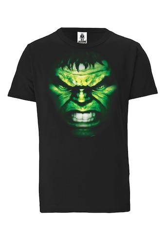 LOGOSHIRT T-Shirt mit coolem Hulk-Frontdruck kaufen