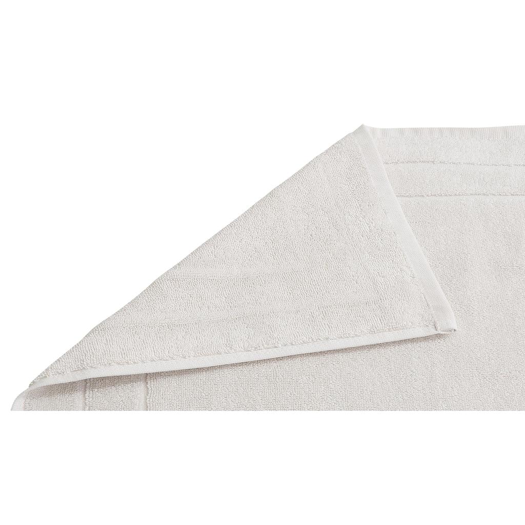 andas Badematte »Kimi«, Höhe 6 mm, beidseitig nutzbar, 2er Set