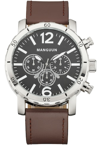 MANGUUN Chronograph »MUGA-20302-30L« kaufen