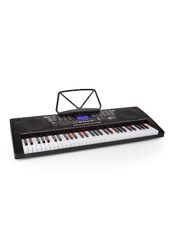 Schubert USB Lern - Keyboard 61 Tasten USB Leuchttasten »Etude 255« kaufen