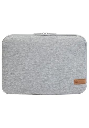 Hama Notebook-Sleeve Jersey, bis 40 cm (15,6), Hellgrau kaufen