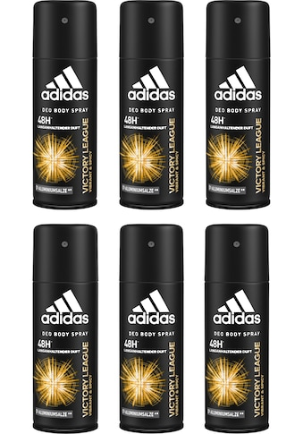 "adidas Performance Deo - Spray ""Victory League"", Spar - Set kaufen"