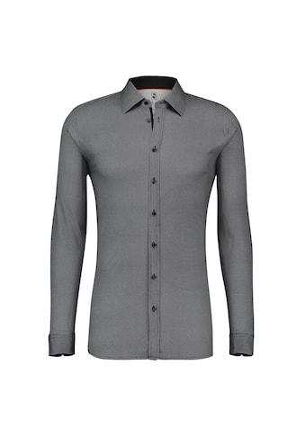 Desoto Jerseyhemd Langarm Bügelfrei Kent kaufen