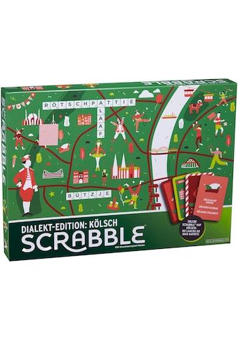 Mattel games Spiel »Scrabble Dialekt-Edition: Kölsch« kaufen