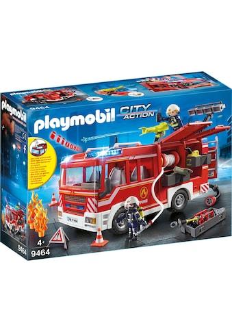 Playmobil® Konstruktions-Spielset »Feuerwehr-Rüstfahrzeug (9464), City Action«, Made in Germany kaufen