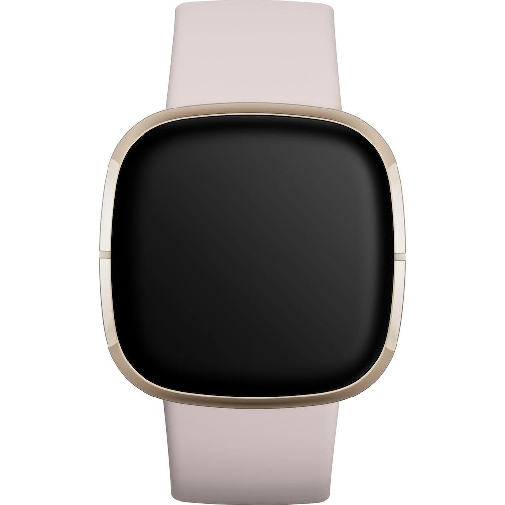 fitbit Smartwatch »Sense«, (FitbitOS5 inkl. 6 Monate Fitbit Premium)
