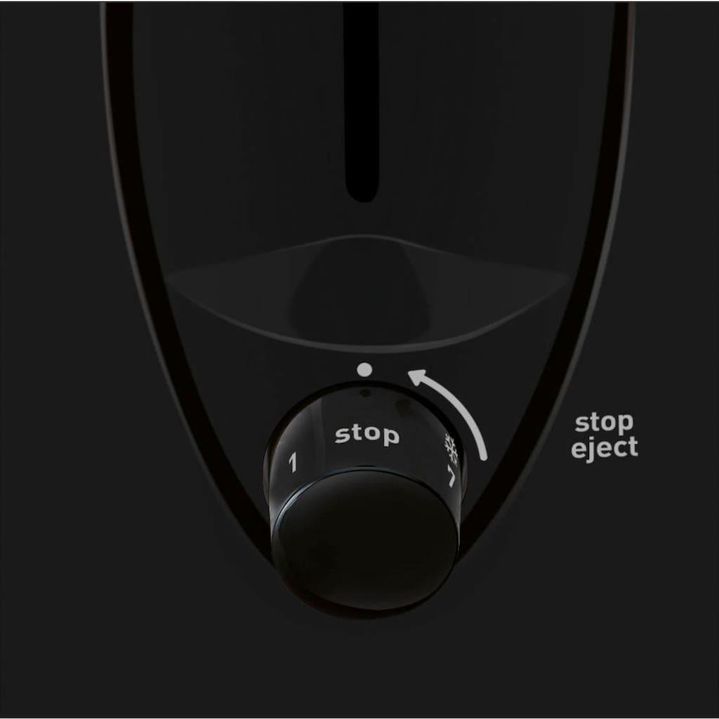 Tefal Toaster »TT131D Delfini Plus«, 2 kurze Schlitze, für 2 Scheiben, 850 W