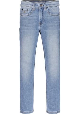 Calvin Klein Jeans Stretch-Jeans »SLIM ESS LIGHT BLUE STR« kaufen