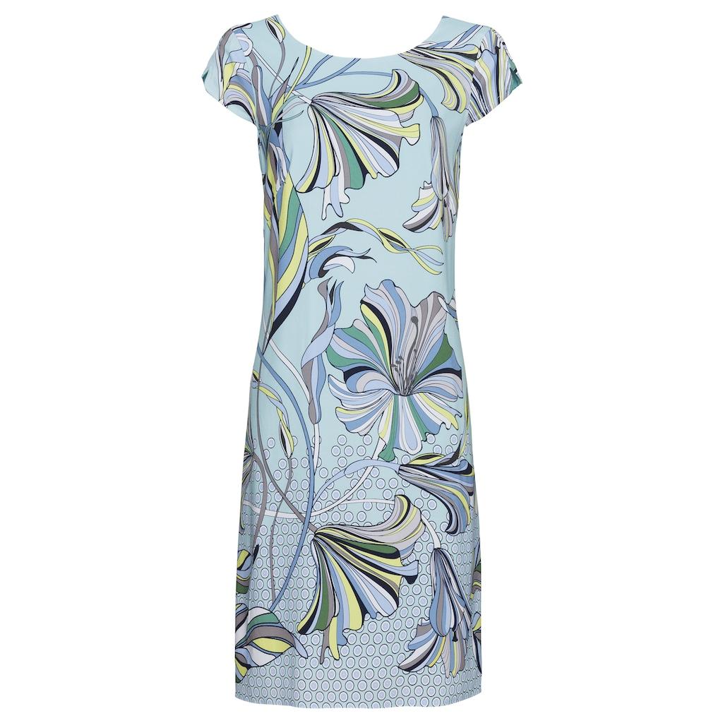 bianca Etuikleid »DOLORES«, mit floralem Print und Cup-Ärmeln