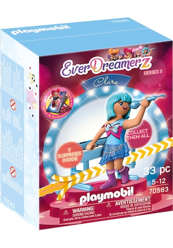 Playmobil® Konstruktions-Spielset »Clare - Music World (70583), EverDreamerz«, Made in Europe kaufen