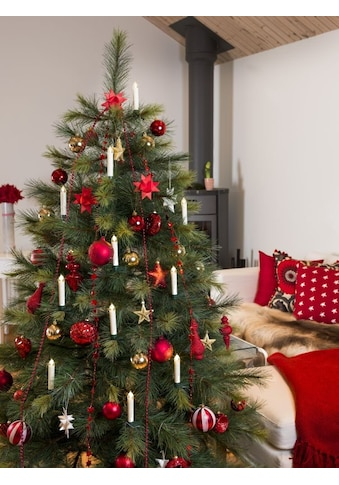 KONSTSMIDE LED Baumbeleuchtung, 5 Baumkerzen, Zusatzset kaufen
