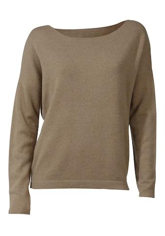 Oversized Pullover aus Kaschmir kaufen