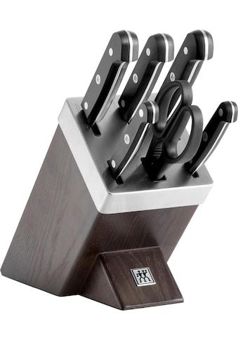 Zwilling Messerblock »Gourmet«, 7 tlg., selbstschärfend kaufen