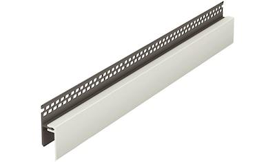 Baukulit VOX Verbindungsprofil »Oberes Lüftungsprofil«, für Solid Fassadenelement kaufen