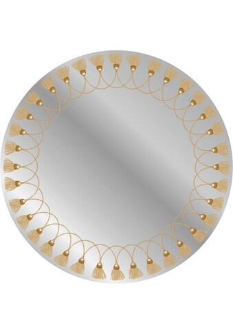 Dekospiegel »Goldene Pompons« kaufen