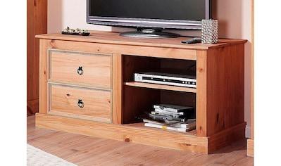 Home affaire Lowboard, Breite 120 cm, Belastbarkeit bis 50 kg kaufen