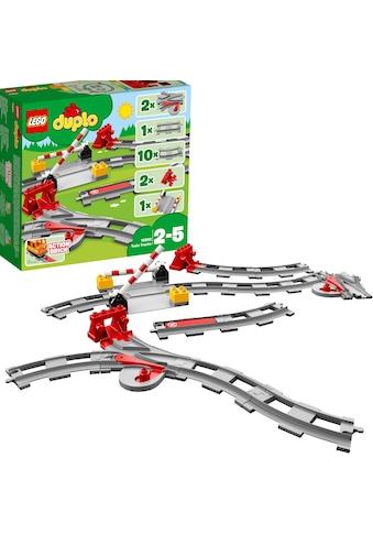 LEGO® Konstruktionsspielsteine »Ergänzungs-Set LEGO® DUPLO® Town, (23-tlg.)«, (23 St.) kaufen