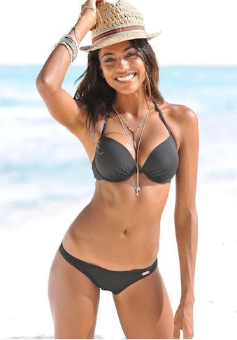 Buffalo Bikini-Hose »Happy«, in knapper Brasilien-Form kaufen