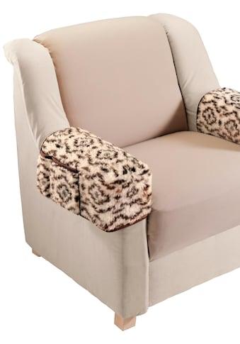 Armlehnenschoner für Sessel und Couch (2 Stck.) kaufen