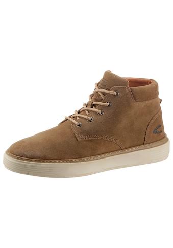 camel active Sneaker »Avon«, mit herausnehmbarer Innensohle kaufen