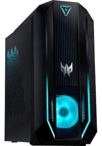 Acer »Predator Orion 3000 (PO3 - 620)« Gaming - PC (Intel®, Core i7, RTX 2060 SUPER, Luftkühlung) kaufen