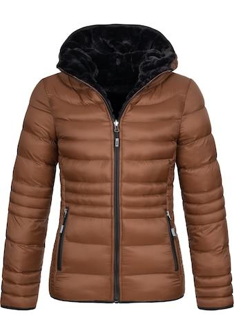 DEPROC Active Wendejacke »GILMOUR NEW REVERSAL Women«, Wendejacke mit schlichtem Design kaufen