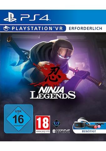 Spiel »Ninja Legends (VR)«, PlayStation 4 kaufen
