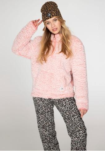 Protest Strickfleece-Pullover »CAMILLE« kaufen