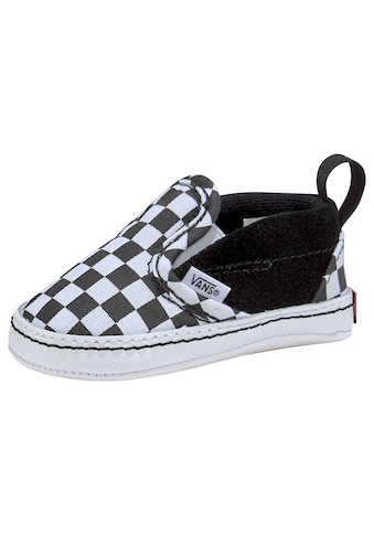 Vans Lauflernschuh »Slip-On V Crib Checker« kaufen