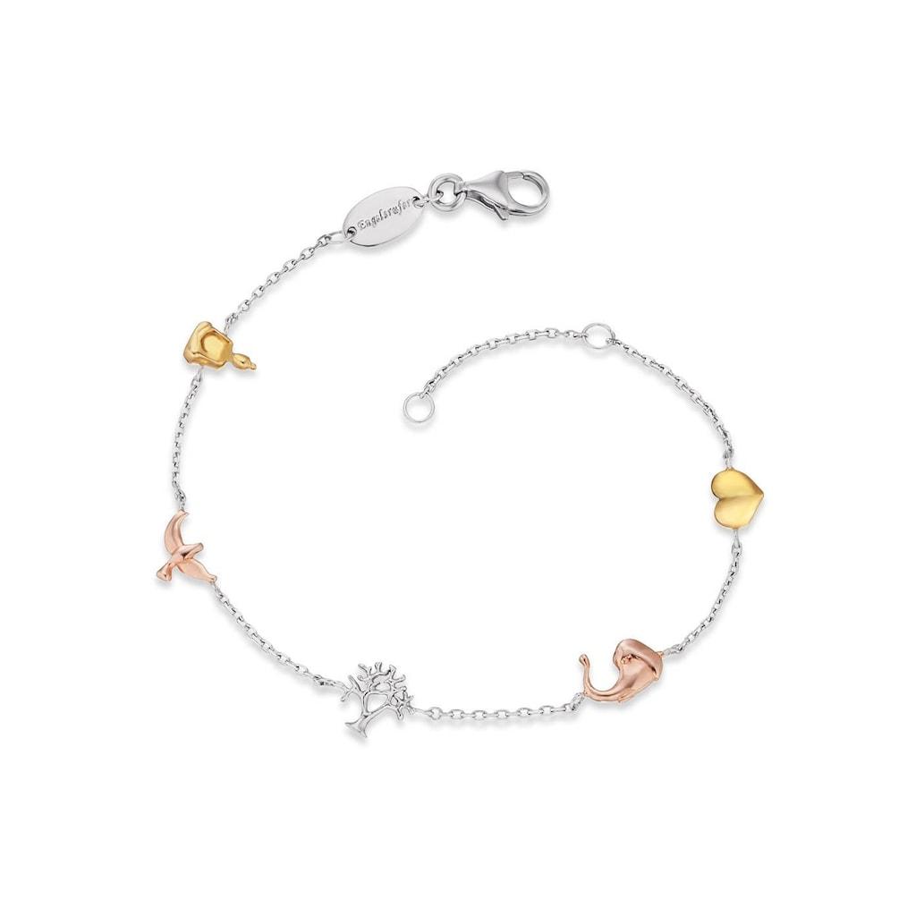 Engelsrufer Silberarmband »Armband Lebensbaum, ERB-LILTREE-TRICO«
