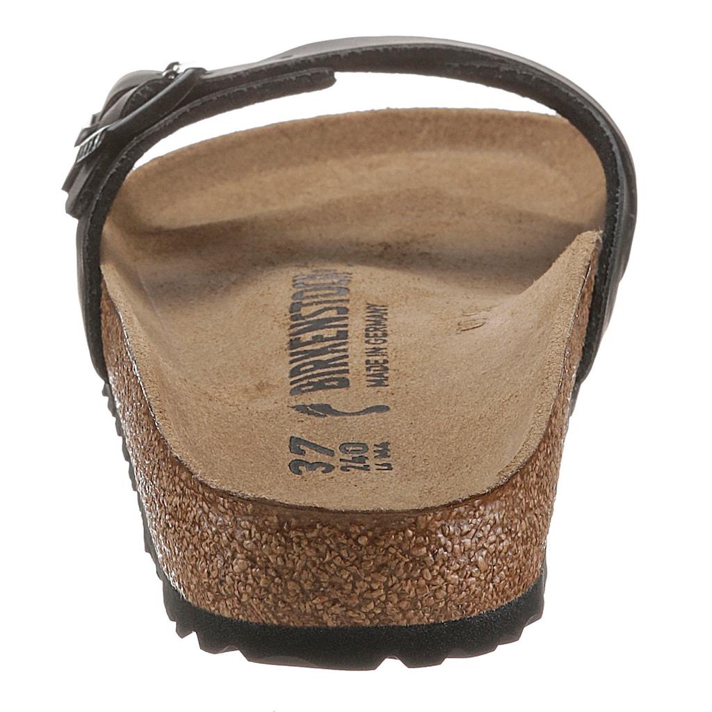Birkenstock Pantolette »Almere«, in schmaler Schuhweite