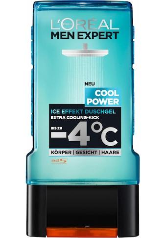 L'ORÉAL PARIS MEN EXPERT Duschgel »Cool Power«, Hair & Body kaufen