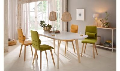 Home affaire Esstisch »Naiss«, mit Auszugsfunktion kaufen